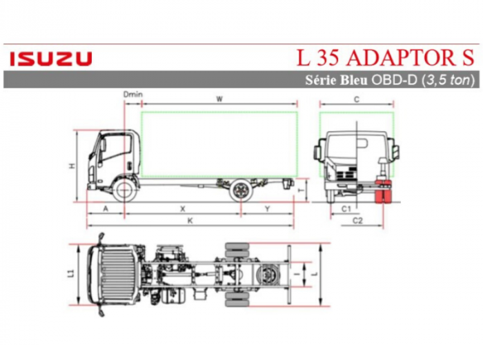 Listino L35 Adaptor