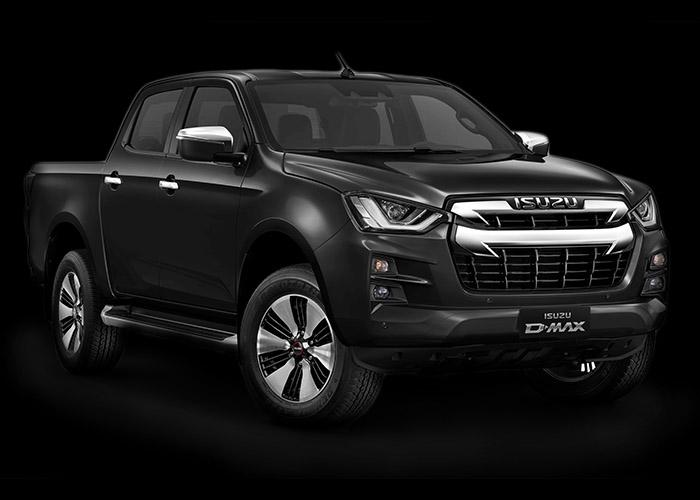ISUZU D-Max CREW N60F Equipments