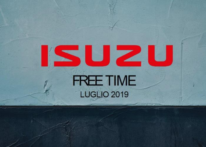 Catalogo Isuzu free Time