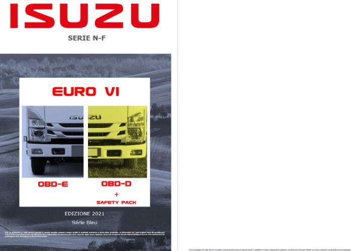 LISTINO PREZZI Serie N - F - Versione Euro VI OBD-D Safety Pack e OBD-E