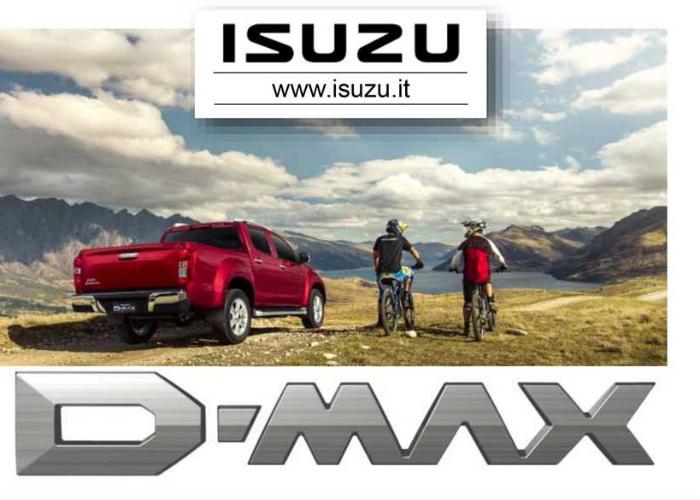 Listino prezzi Isuzu D-Max giugno 2018
