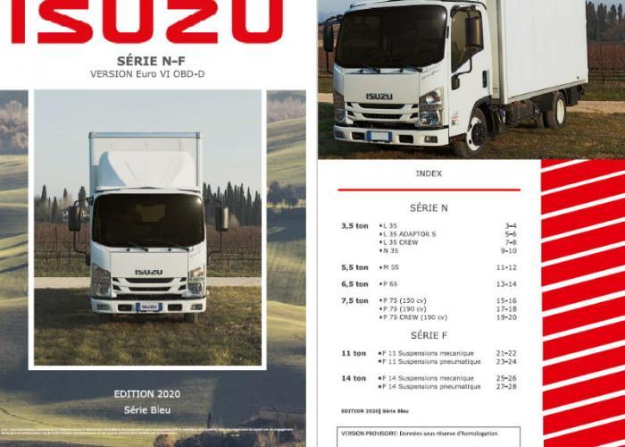 Catalogue Série N-F Euro VI OBD-D, Mai 2020