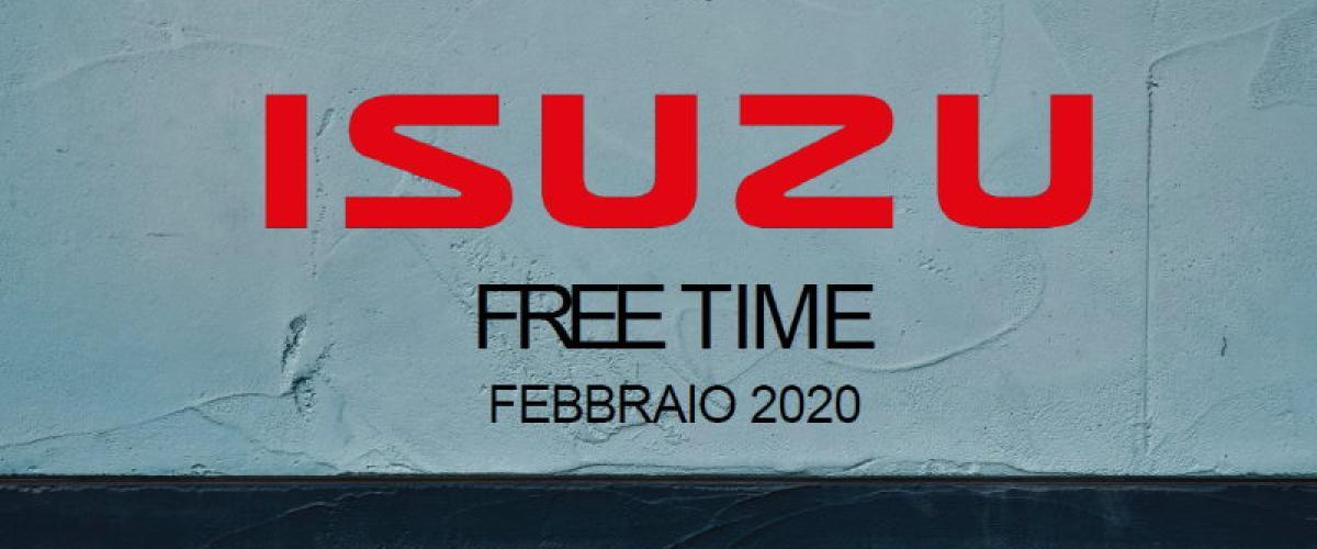 Catalogo Isuzu free Time